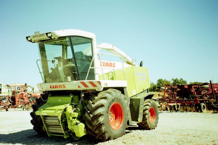 Claas 870 Jaguar in K & L Tractor Sales