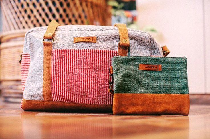 #fairtrade #travelbags and #travelkit . Produced by #artisan in #nepal via #wsdo .  We promote #ethicallymade product .  Check #kaaya or DM us