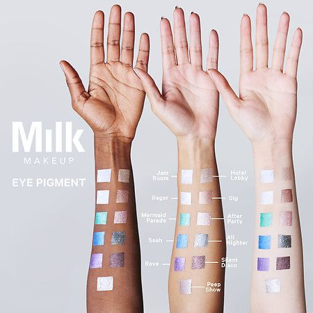 Shop Milk Makeup's Eye Pigment at Sephora. This eyeshadow has a lasting, cream formula and buildable, bold color.