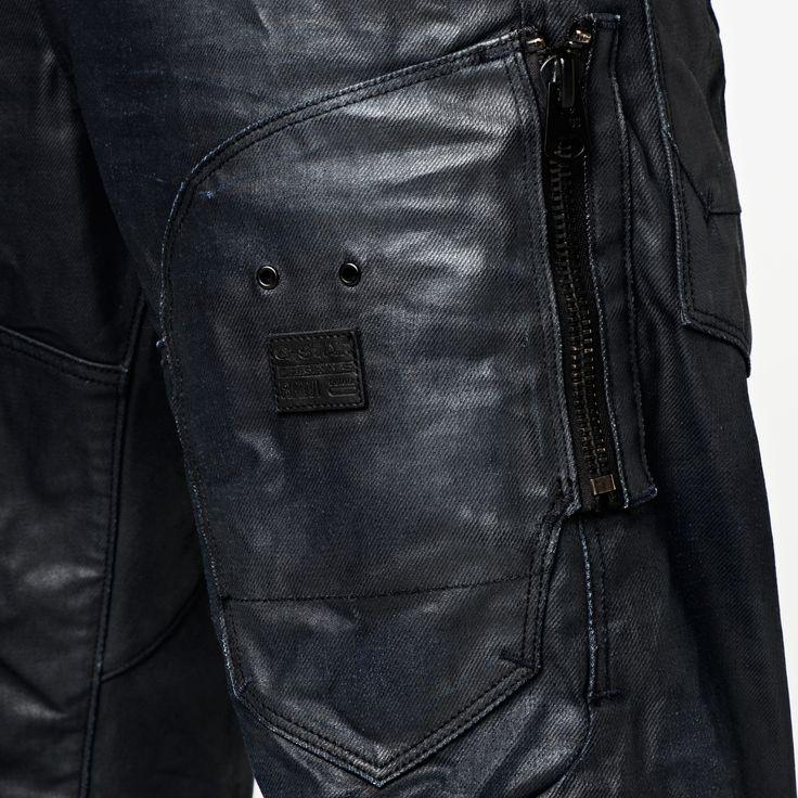 G-Star Biker 5620 3d tapered-Men-Jeans-G-Star