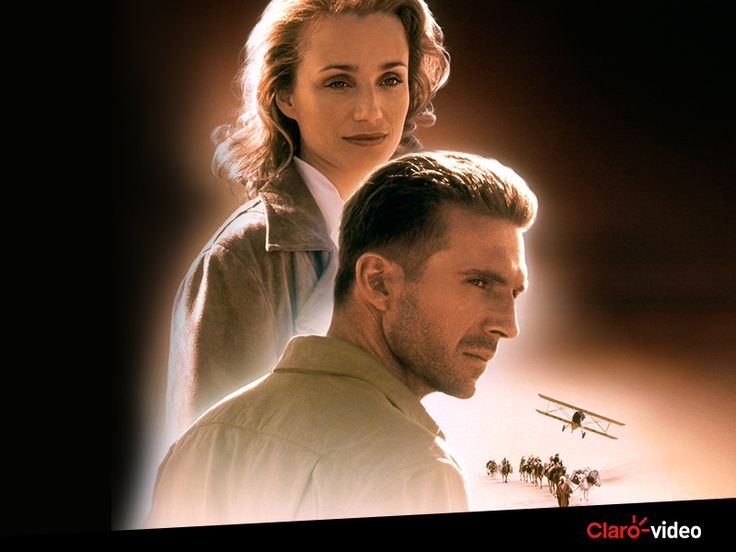 """Estava esperando ver um bom filme hoje? Assista agora """"O paciente inglês""""."""