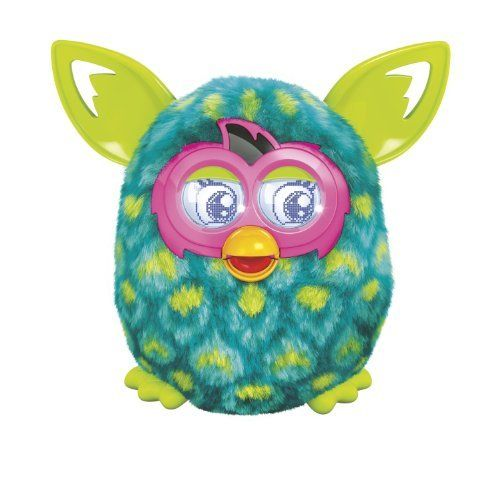 Furby Boom Peacock by Furby, http://www.amazon.co.uk/dp/B00E98MHGY/ref=cm_sw_r_pi_dp_J1kusb0WFF3MM