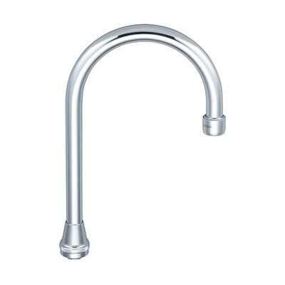 Central Brass Swivel Gooseneck Spout With Aerator Bar Sink Faucet Bar Faucets Brass
