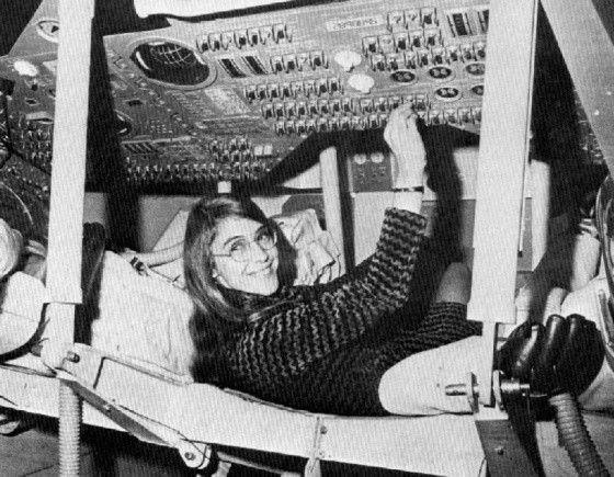 Margaret Hamilton, the Engineer Who Took the Apollo to the Moon — Medium