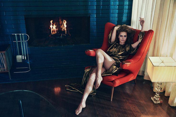 Эми Адамс — Фотосессия для «Vanity Fair» 2014 – 3