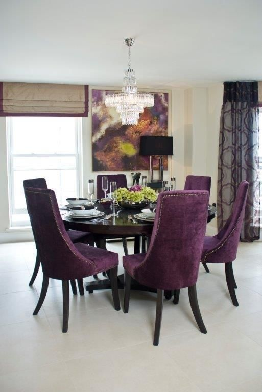 Buckden dining table - Helen Smith Design, www.helensmithdesign.com