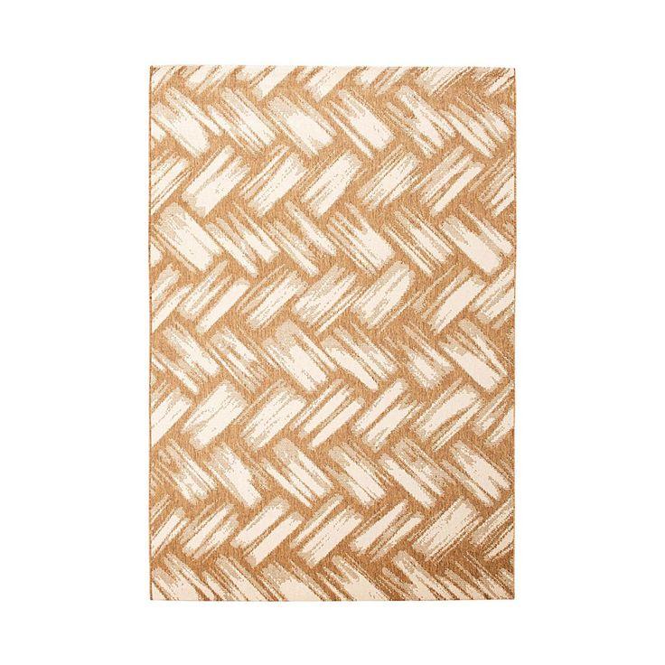 Flachgewebe Loor - Geflecht - Beige - 80 x 150 cm, Testil Jetzt bestellen unter: https://moebel.ladendirekt.de/heimtextilien/teppiche/teppichboden/?uid=9f62be80-8689-506c-a014-33b2b33efbed&utm_source=pinterest&utm_medium=pin&utm_campaign=boards #accessoires #testil #teppichboden #kurzflorteppiche #heimtextilien #teppiche
