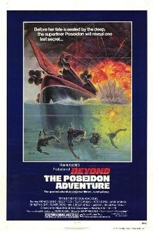 Beyond the Poseidon Adventure is a 1979 American disaster film, a sequel to the 1972 film The Poseidon Adventure. It was directed by Irwin Allen and starred Michael Caine and Sally Field. The film was a critical and commercial failure, highly disliked by co-star Angela Cartwright, and was the only Allen disaster film not to receive any Academy Award nominations.