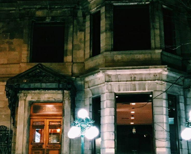 "Cloakroom - New ""Secret"" Bar in Montreal"