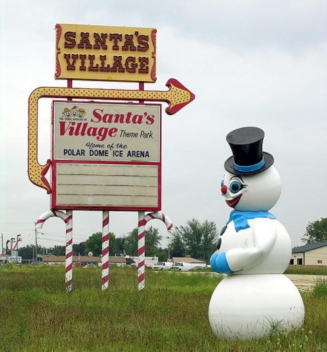 Santa's Village.  I believe it's closed now