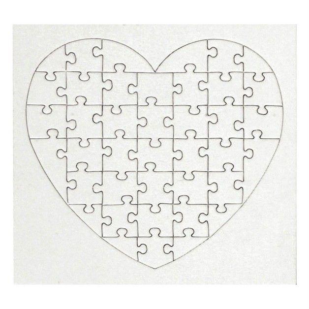 die besten 25 puzzlest cke ideen auf pinterest puzzle. Black Bedroom Furniture Sets. Home Design Ideas