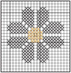 Free Tunisian Crochet Pattern: Simple Summer Dishcloth | Stitch and Unwind