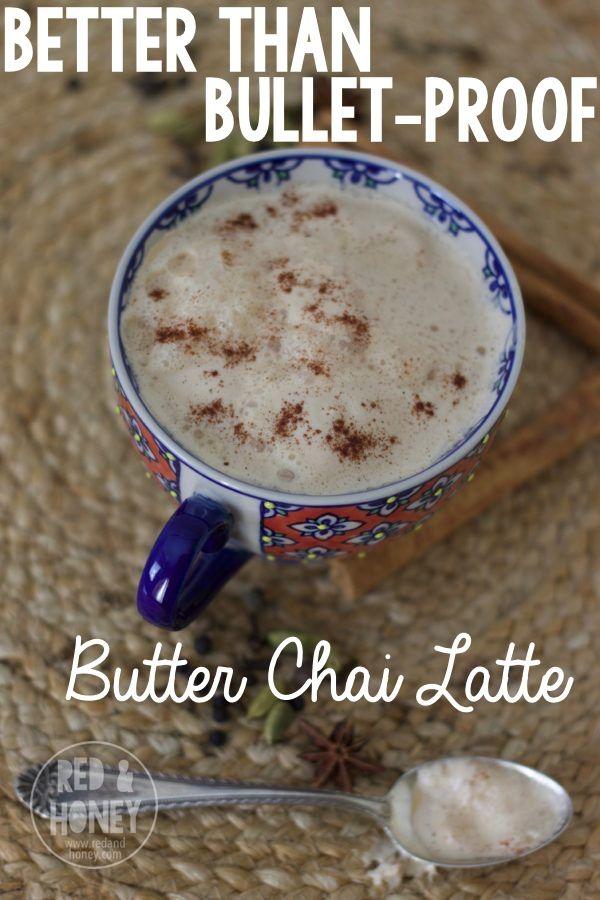 Butter Chai Latte Pinnable