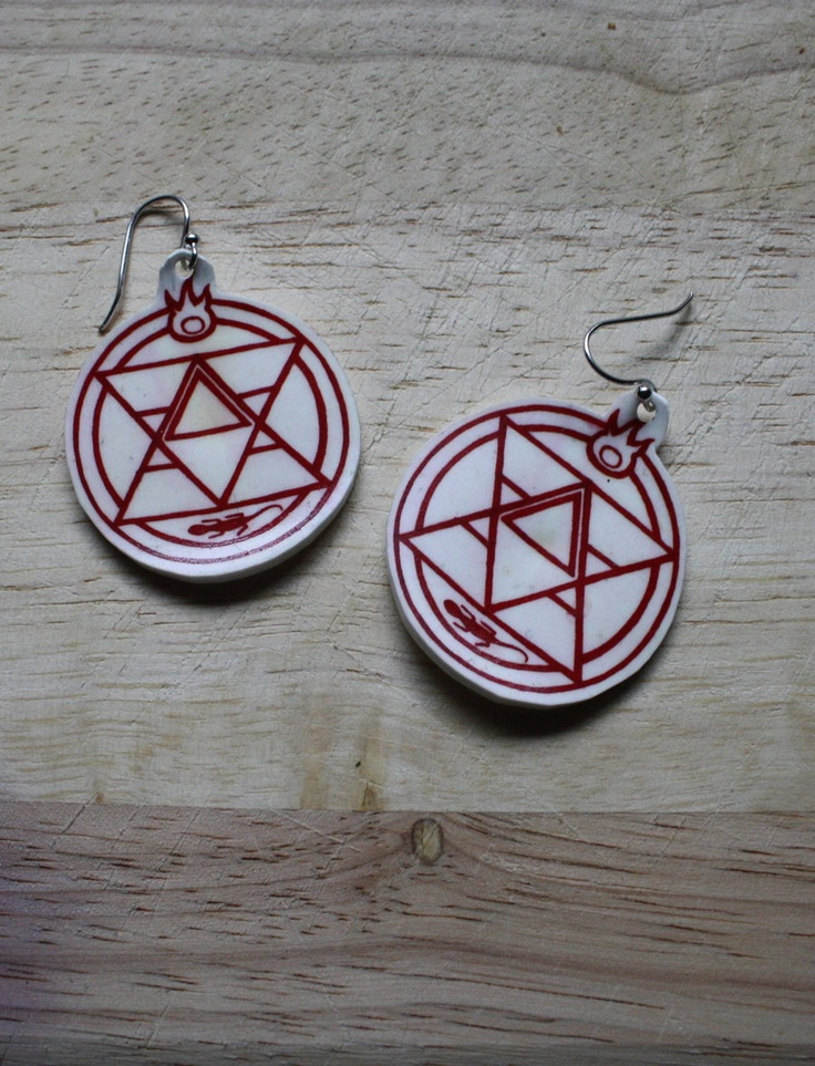 17 Best Images About Transmutation Circle On Pinterest