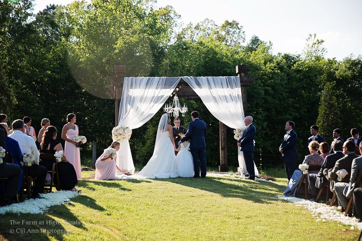 The Farm At High Shoals Luxury Atlanta Wedding Venue Italian Villa Venues Near Athens Ga Pinterest