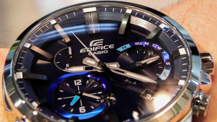 CASIO EDIFICE EQB-700D-1AER BLUETOOTH