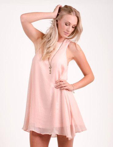 Abberley dress from www.belleroad.co.nz Soft pink dress with shimmer effect - perfect for a prom or wedding
