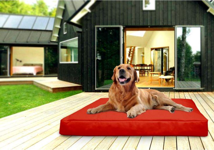 Pet Pad piros babzsák  #beanbag #babzsákfotel #babzsák #design #interior #style