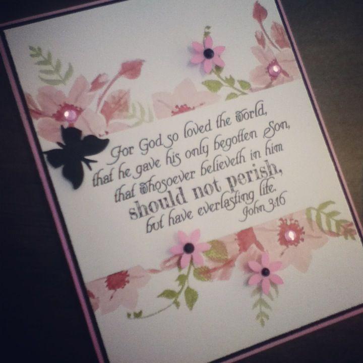 Easter card By Melanie