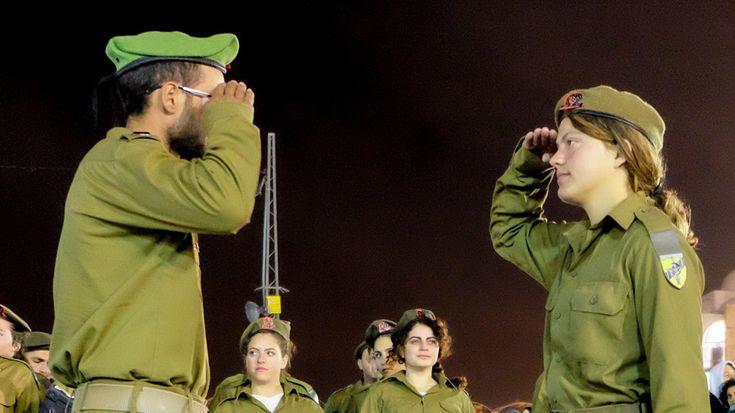 """Sixty-three Israeli students signed a letter stating they would defy mandatory military service despite the risk of jail. Citing the occupation of Palestine, the letter criticizes the policies of Israel's """"racist government."""""""
