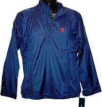 ralph lauren Polo Golf - Jacket Great new lightweight 1/4-zip Nylon rain jacket from the Polo Golf range. Bears prestigious Polo Golf shield logo on the left side. Front zip-fastening pockets and velco-adjustable http://www.comparestoreprices.co.uk/mens-clothes/ralph-lauren-polo-golf--jacket.asp