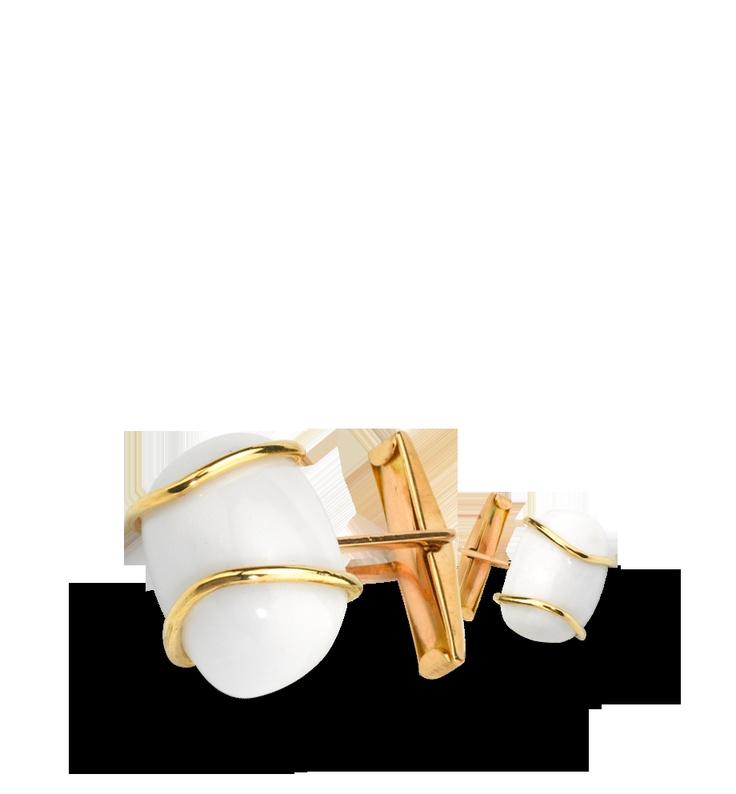 Gemelos Roquita  Gemelos realizados en oro amarillo con piedra a escoger  #joyeriabarcelona #joyeriaroca #joyas #piedraspreciosas #gemelos