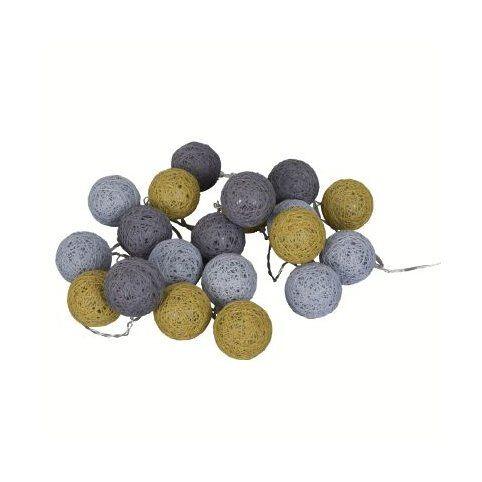 17 meilleures id es propos de guirlande lumineuse boule - Guirlande boule lumineuse bleu ...