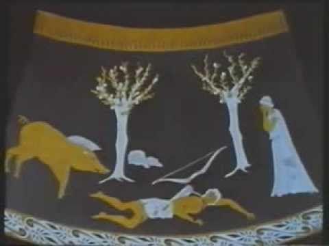 I grandi miti greci - Il mito degli uomini belli