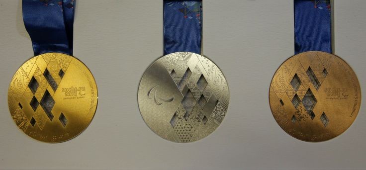 Olympic medal designs...interesting