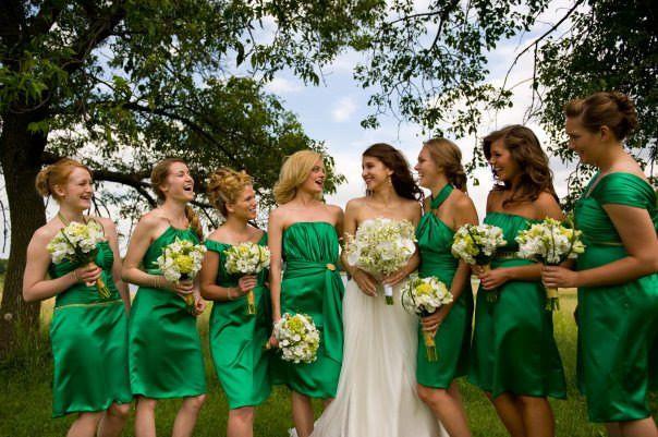 Love this colour green