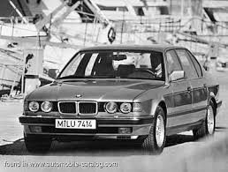 1993 bmw 740i owners manual