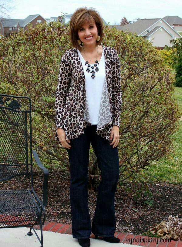 Cute animal print and statement necklace
