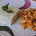 Kuracie teriyaki a karfiolová ryža