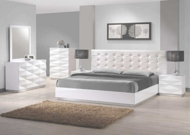 18 Good Quality White Bedroom Furniture  Cheap and Elegant