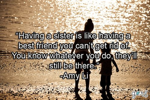 1000+ Older Sister Quotes On Pinterest