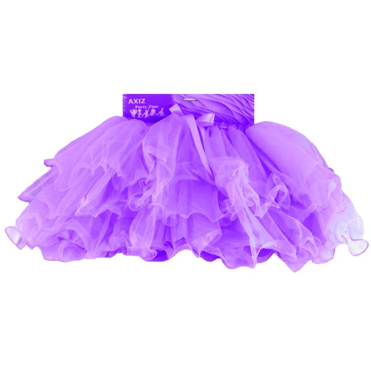 Hens Party Tutu - Purple Tutus are the perfect Hens night accessory! Gorgeous layered and lined Purple Tutu for the Bride To Be, or get one for all the girls to really make an impression! Team with...