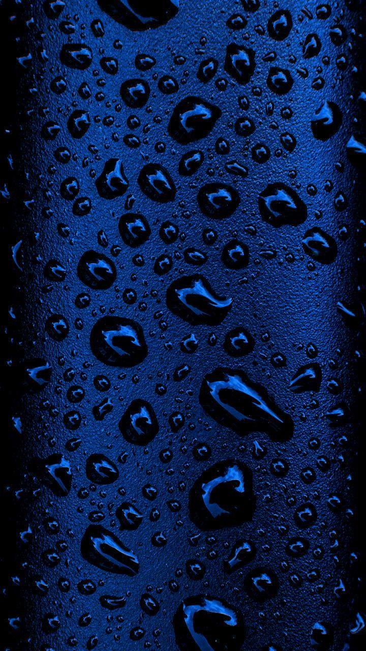 Download Blue Drops Hd 2017 Wallpaper By Druffix2 Now Browse
