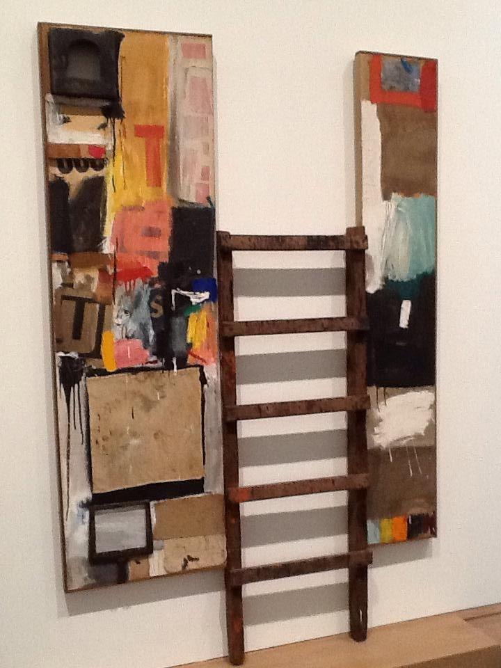 Robert Rauschenberg Artist Paintings Assemblage