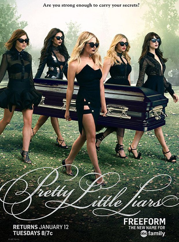 PRETTY LITTLE LIARS TODAS TEMPORADAS ONLINE