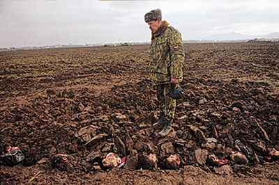 Миф о геноциде русских в Чечне. Тема актуальная. На многих ресурсах рунета муссируется это ложное измышление (геноцид русских). Пропаганда, как известно, наступает по всем фронтам.
