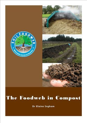 The Foodweb in Compost by Dr. Elaine Ingham Price : AU$66.00 (inc GST) AU$60.00 (exc GST)