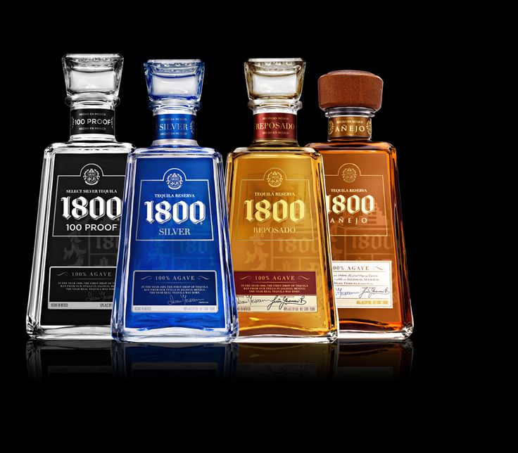 1800 Tequila - Reposado, Anejo, Silver  Recipes @ http://www.1800tequila.com/recipes/