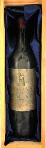 Chateau Latour 1er Cru Classe Pauillac 1928 from The General Wine Company