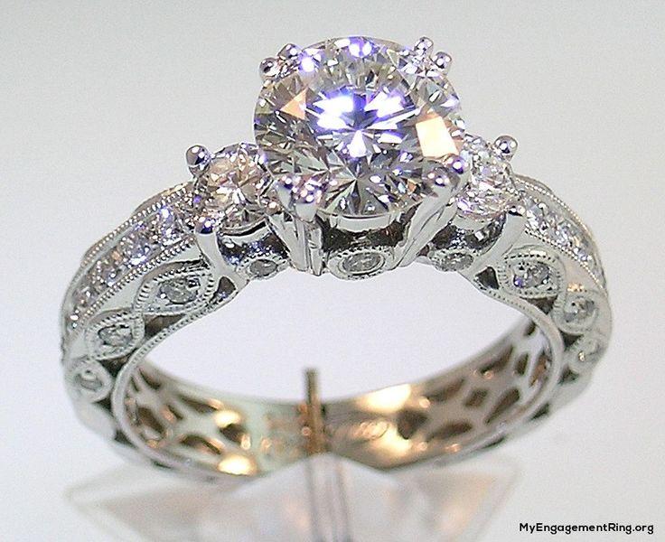 Ballard Diamond Engagement Ring - My Engagement Ring