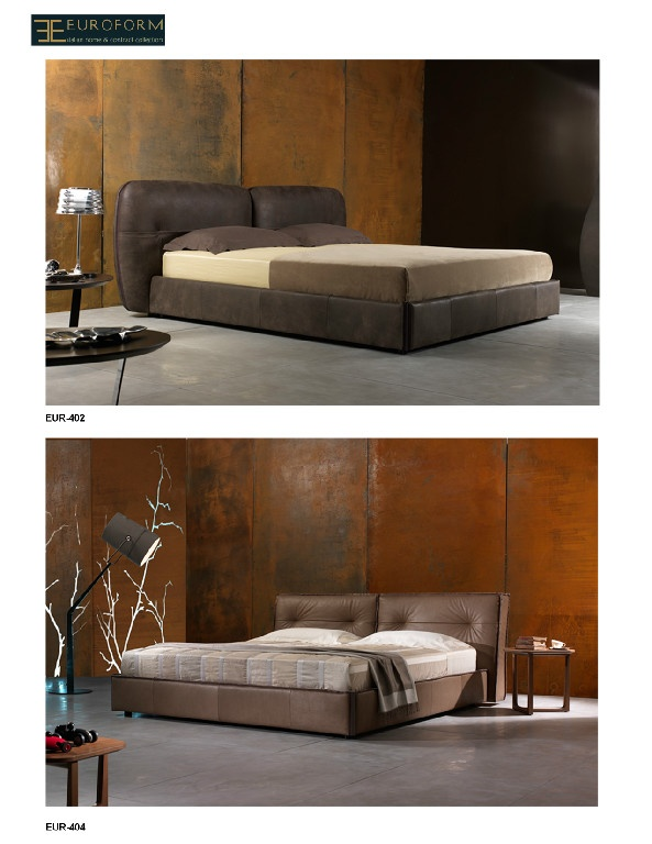 ... Mobili Moderni Furniture  Pinterest  Beautiful, Leather bed and Beds