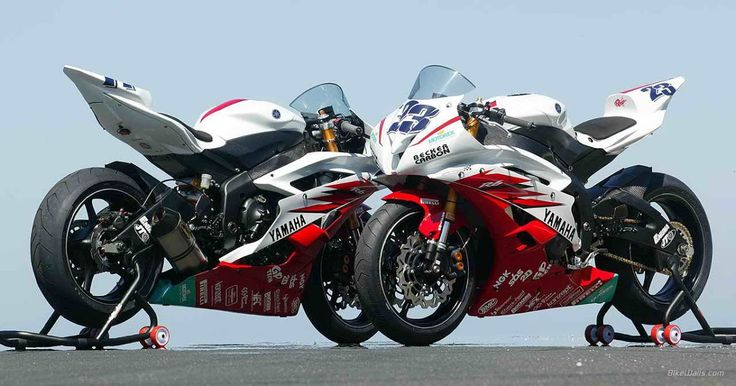 The Bests of Motorcycle: Custom Yamaha YZF R6 2007