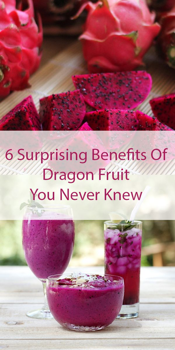 6 Surprising Benefits of Dragon Fruit You Never Knew