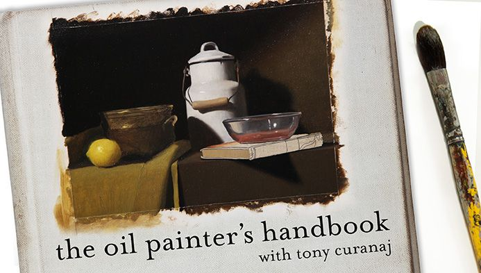 Get the step-by-step guidance you need to create an oil painting with photo-like realism, using composition, value, color mixing techniques and more! - via @Craftsy