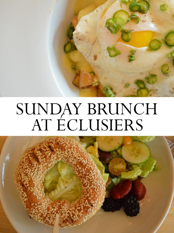 Sunday Brunch At Eclusiers
