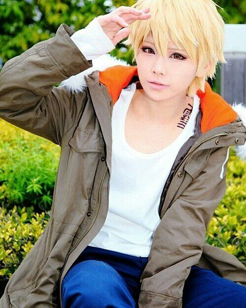 Anime: Noragami Aragoto Personagem: Yukine #cosplay #animecosplay…